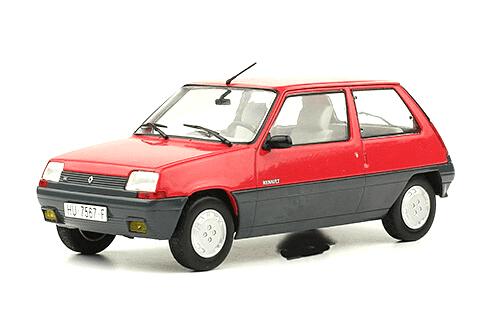 Renault Super 5 GTL 1985 coches inolvidables salvat