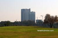 Afbeeldingen van Yarkon Park, Tel Aviv, Israel