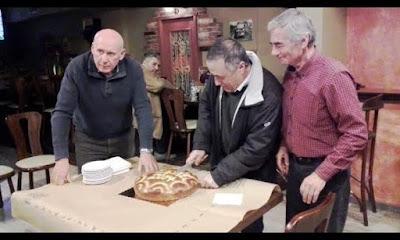 Οι Βετεράνοι του Πιερικού Στίβου έκοψαν την πίτα τους
