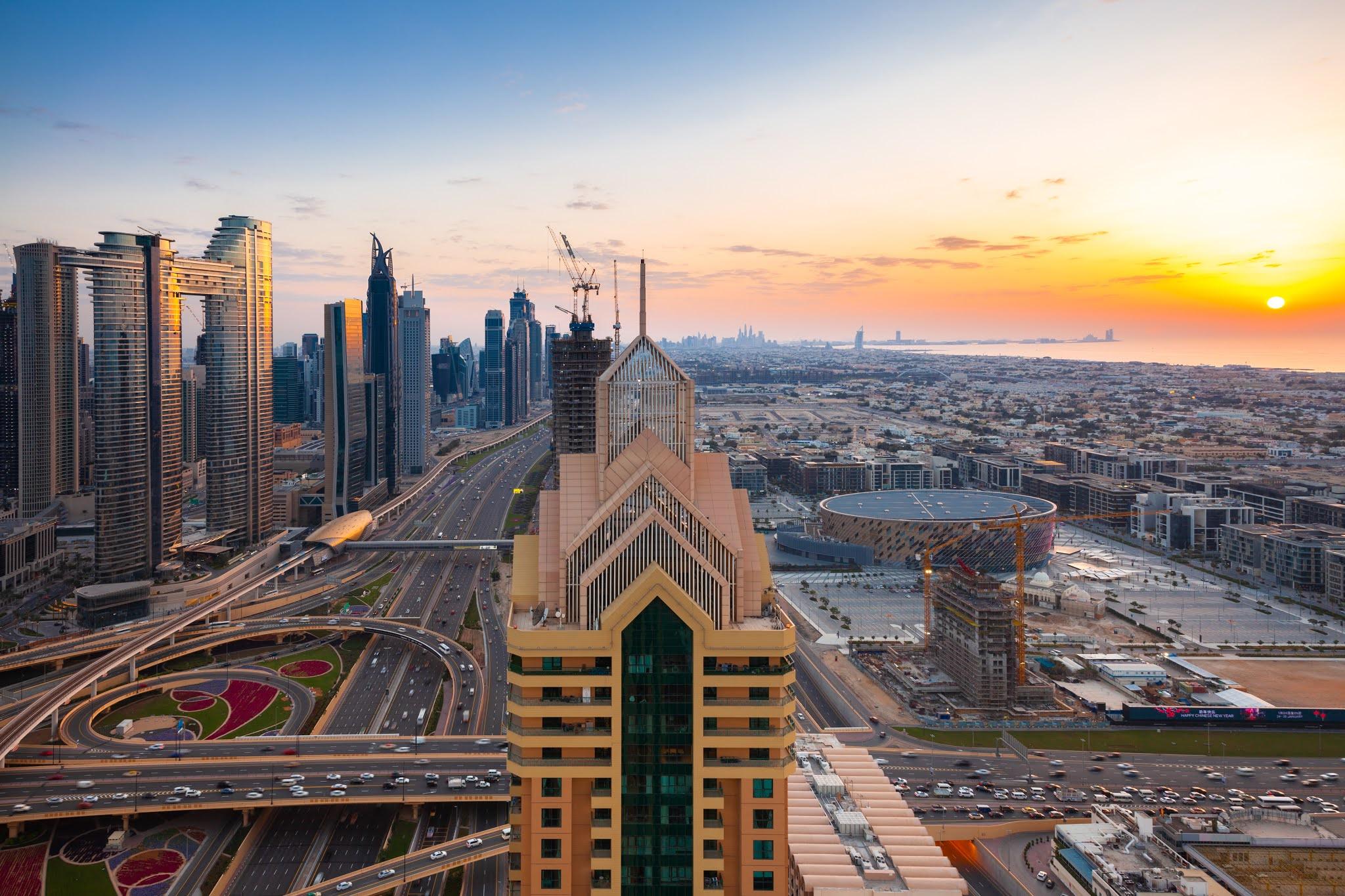 مجلة سياحية: دبي أفضل وجهات السفر لعام 2021