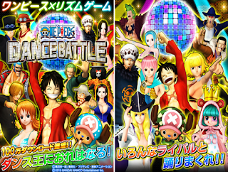 ONE PIECE DANCE BATTLE APK