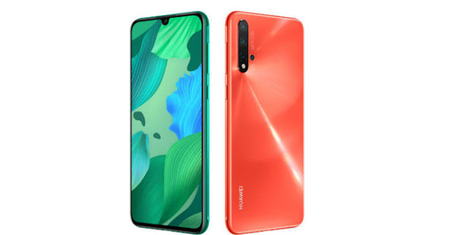Huawei Nova 5i Pro Launched in China with Quad Rear Cameras and Kirin 810 SoC