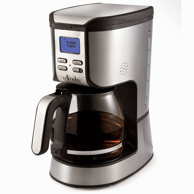 Talking Coffee Maker