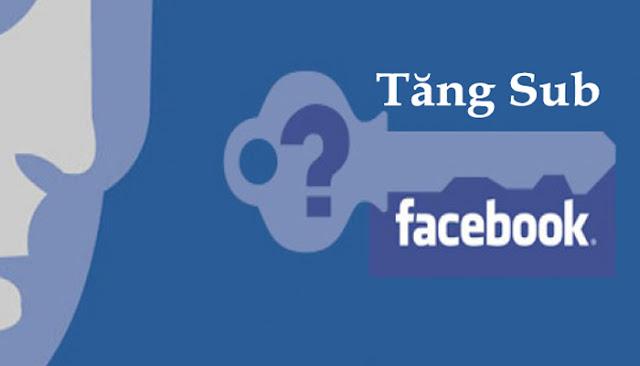 Lợi ích của tăng sub facebook 2016