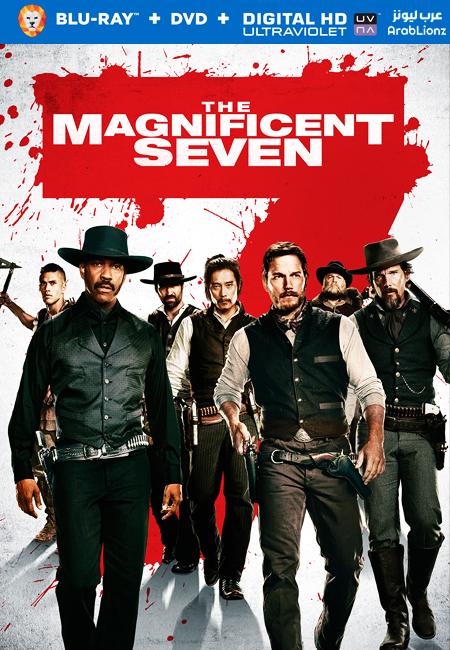 The Magnificent Seven 2016 480p 400MB BRRip