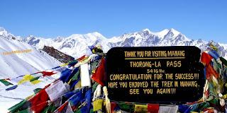 Thorang La Pass, My journey of Manang To Mustang, travelwithsagun, Manang