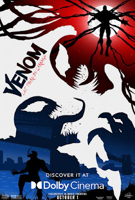 Venom Let There Be Carnage Movie Poster 6