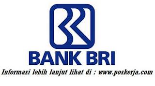 Lowongan Kerja Bank BRI Oktober 2019