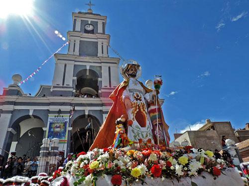 En Vivo Encierro Fiesta Grande de Tarija San Roque 2016