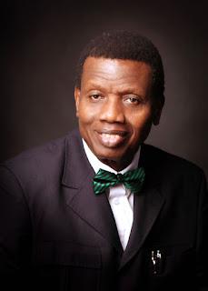 Pastor E.A.Adeboye