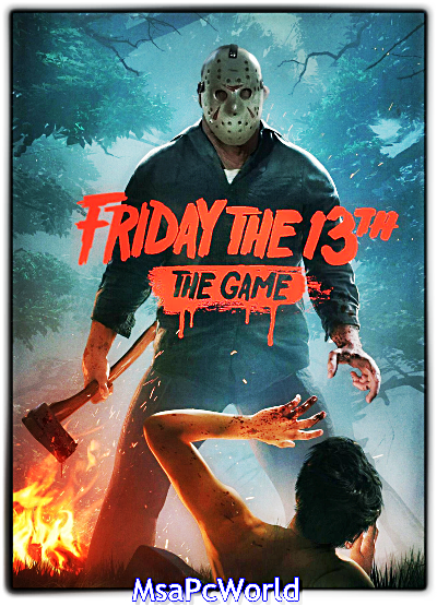 Friday the 13th The Game Build B6612 Free Download