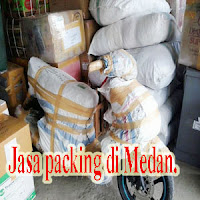 Packing motor bebek.