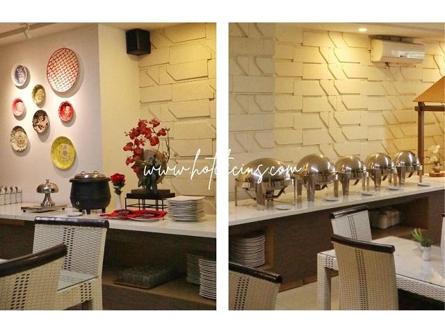 Restaurant Hotel Tickle Jogja