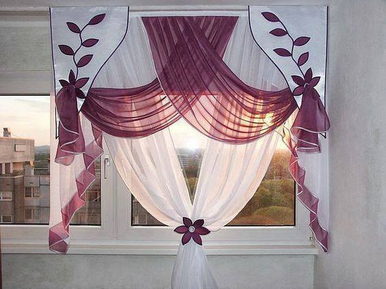 Modern Living And Bedroom Curtains - 1 Decorate