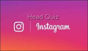 Cara Menggunakan Tebak Gambar Instagram Story Mengaktifkan Head Quiz