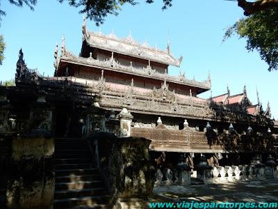 Viaje a Myanmar (IV). Mandalay, 2º parte
