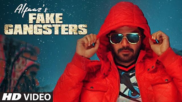 Fake Gangster Song Lyrics : Alfaaz Mofusion | Latest Punjabi Songs 2020 Lyrics Planet