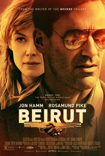 Beirut 2018 480p 350MB BRRip Dual Audio [Hindi - English] MKV