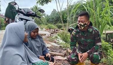 Terima Kasih Prajurit Kodim 1207/Pontianak, Berkat TMMD Ke-111 Dusun Kami Banyak Dibantu