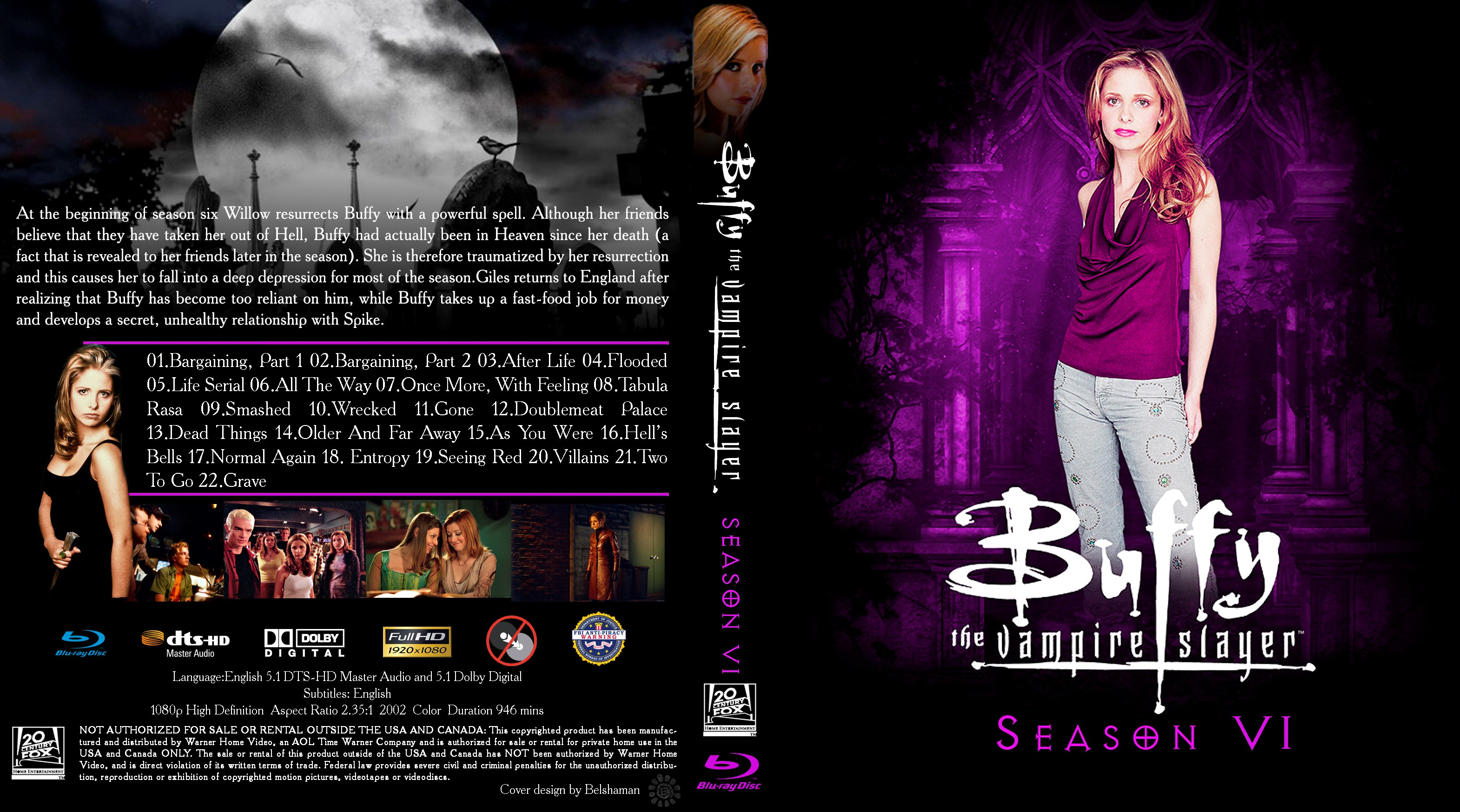 download buffy the vampire slayer season 6