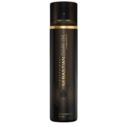 FREE Sebastian Dark Oil Lightweight Shampoo, Dark Oil Lightweight Mask and Dark Oil Silkening Fragrant Hair Mist