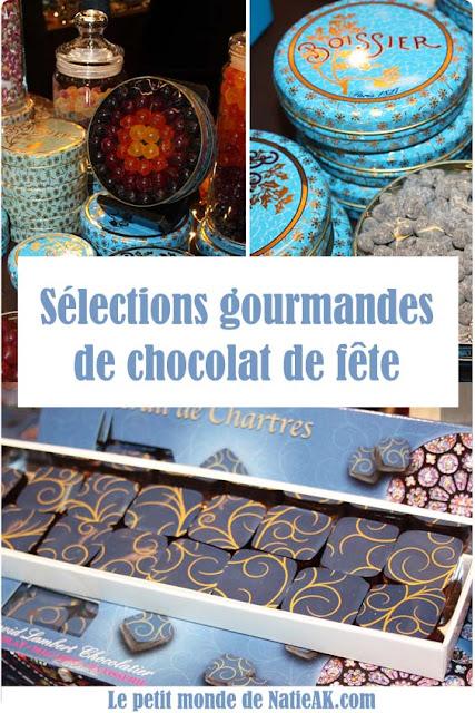 idée chocolat Noël