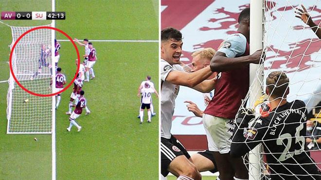 Nghẹt thở Ngoại hạng Anh 2019/20: Tranh cãi khiến cầu thủ và fan điên tiết 4