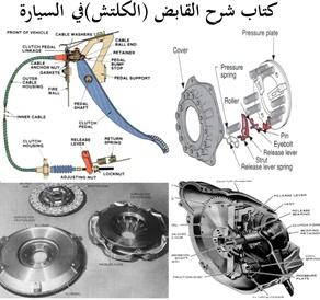 شرح القابض (الكلتش)في السيارة pdf