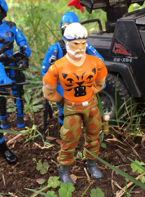 Tiger Force Outback, European Exclusive, 1991 Retaliator, Star Brigade, 1994 Gears, Estrela, Cobra Soldado, Cobra Trooper, Black Major, Bootleg, Factory Custom, Night Viper
