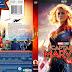 Captain Marvel DVD Cover