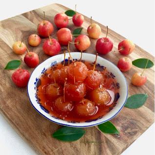 Japon Elması Reçeli Nasıl Yapılır ve Resimleri