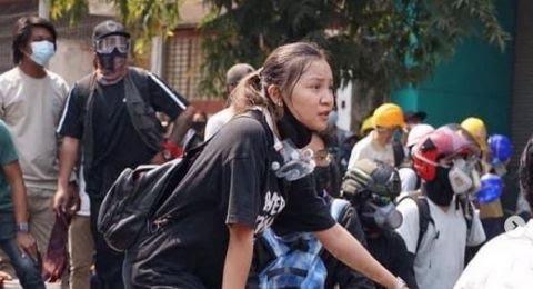 Tewas di Tangan Militer Myanmar, Pesan Terakhir Mahasiswi Ini Bikin Nangis Haru