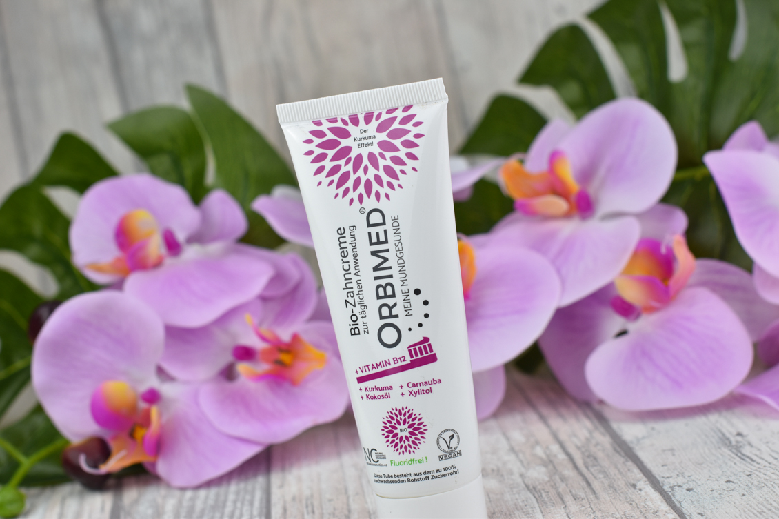beautypress News Box Oktober 2019 Orbimed Bio-Zahncreme
