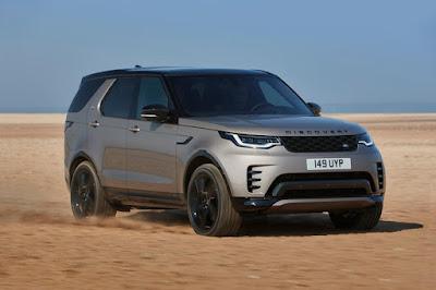 Carshighlight.com - 2021 Land Rover Discovery