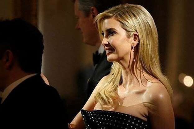 Ivanka Trump Wears $78 Shoes to the 2017 Governors Ball