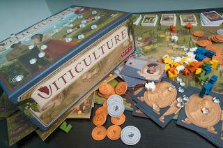 """""""Viticulture"""", il gioco che profuma di vino"""