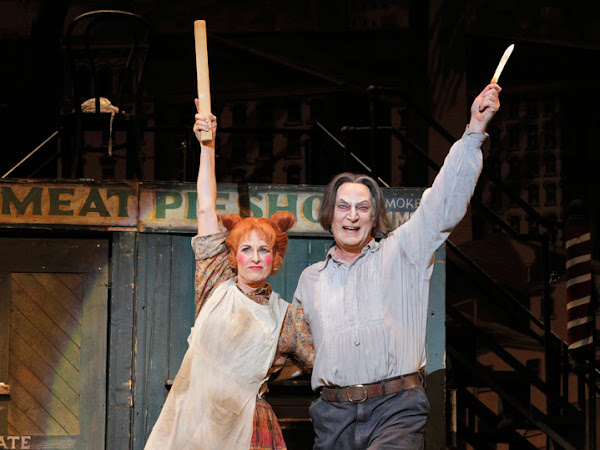 Coming to Detroit: Sweeney Todd