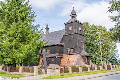 Kościół Najświętszej Marii Panny Wniebowziętej w Wysowej Zdroju