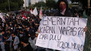 Jokowi Diminta Tak Hanya Perhatikan Wiranto Saja, tapi Juga Mahasiswa Korban Demo