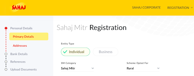 How to Fill Form Tathya Mitra Kendra Registration
