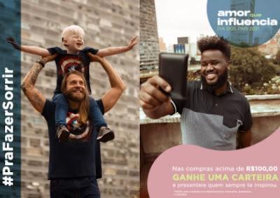 Promoção Eskala Dia dos Pais 2021 Ganhe Carteira
