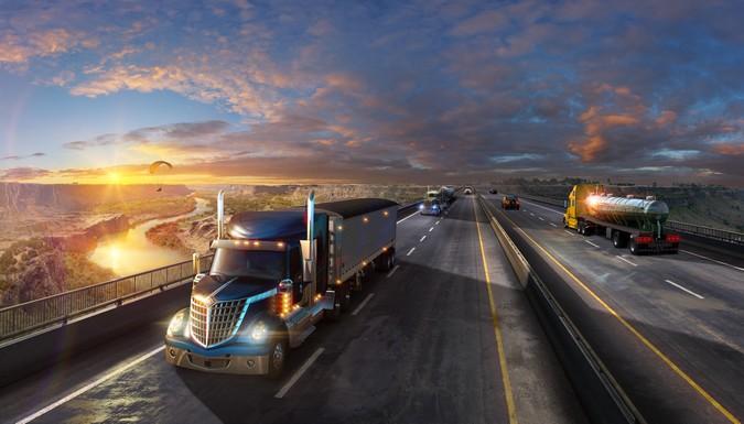 American Truck Simulator terá nova expansão do mapa nesta quinta-feira