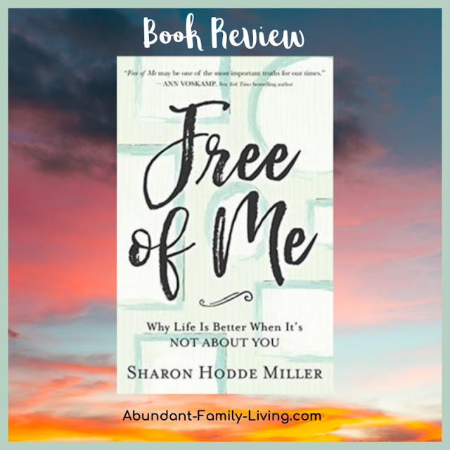 Free of Me by Sharon Hodde Miller, Book Review