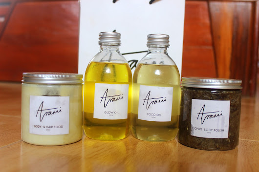 Product Review || Arami Skin & Hair Care