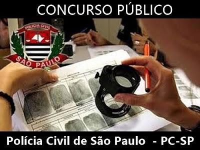 Polícia Civil de São Paulo abre concursos para 500 vagas de nível médio