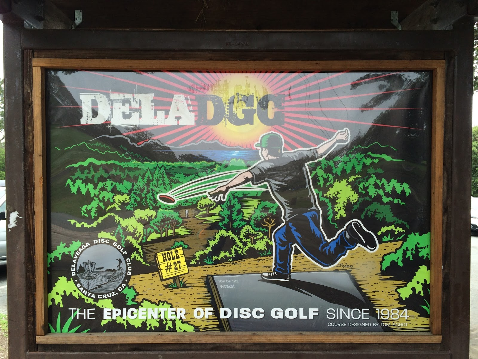 figure 1 wood 2016 the epicenter of disc golf