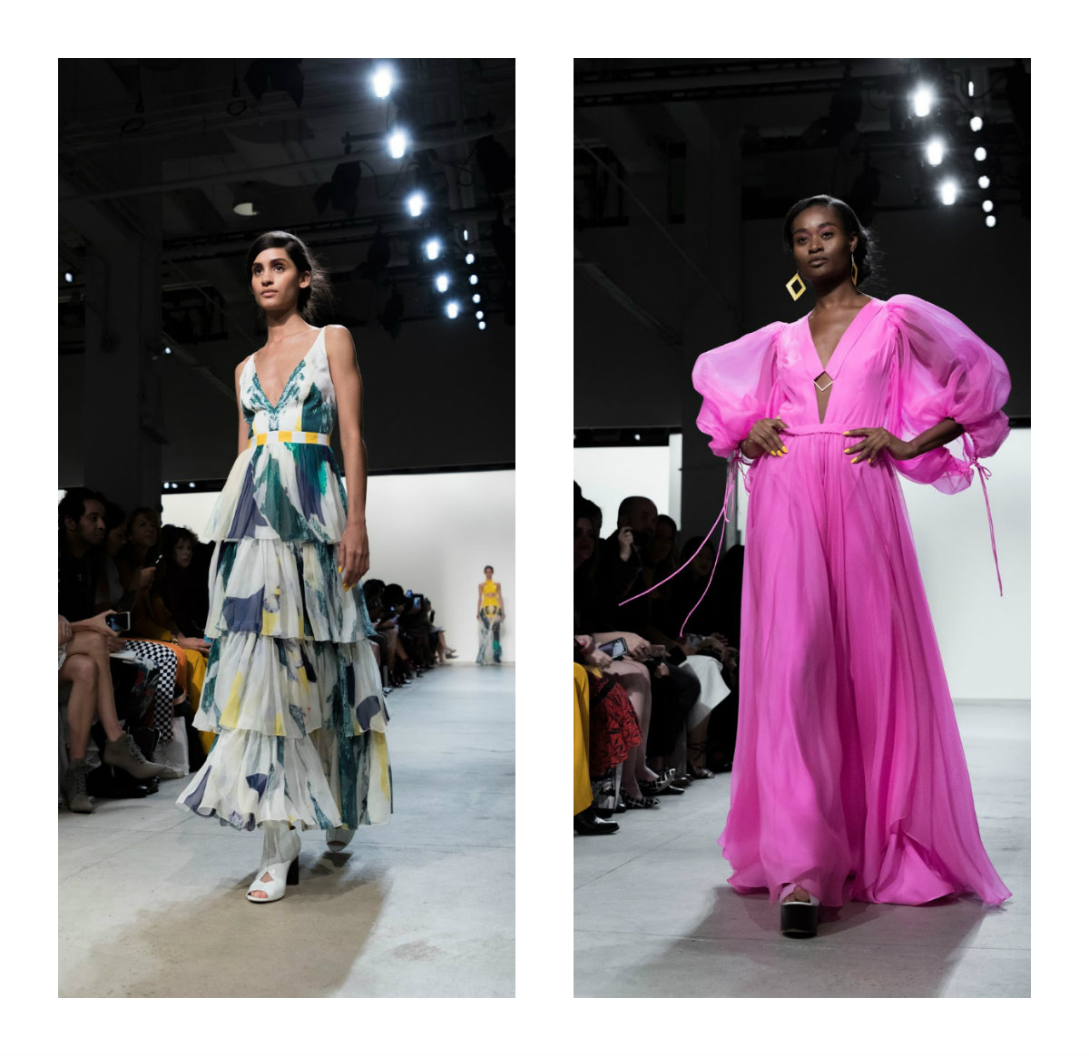 NYFW - Spring-Summer 2018 Leanne Marshall by Mari Estilo