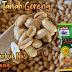 Cara Buat Kacang Goreng Bawang Putih Rangup Dengan Serbuk Nasi Goreng
