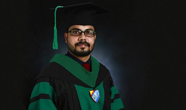 Dr. Shubham Saket