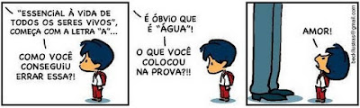 Tirinhas: Armandinho - Tudo Junto e Misturado Litoral